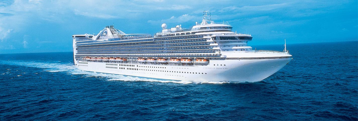 Princess Cruise Lines Caribbean Princess Body  Punchaoscom