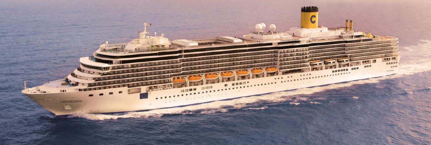 Costa Deliziosa | Costa Cruise Line